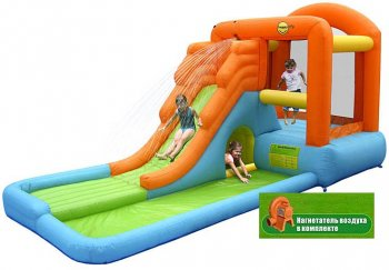"Батут ""Giant Airflow Bouncy Castle and Pool"""