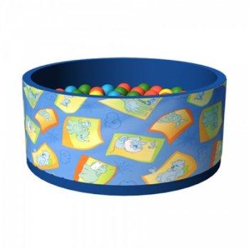 Сухой бассейн с шариками Дюна