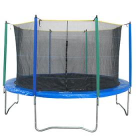 Комплект Батута Jun Tramp 12' - диаметр 3,7 метра